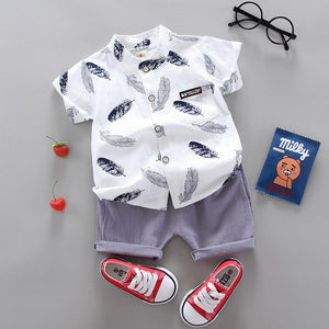 Freebird Shirt & Shorts Set