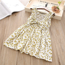 Load image into Gallery viewer, Life's a Daisy Dress (Green or White)