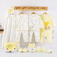 Load image into Gallery viewer, Newborn Gift Set: Fox (3 Color Options)