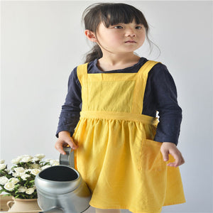 Prairie Garden Apron (4 Color Options)