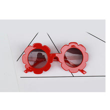 Load image into Gallery viewer, Flower Sunglasses (Multiple Colors)