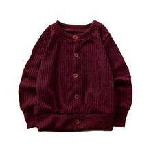 Load image into Gallery viewer, Button Cardigan (2 colors)