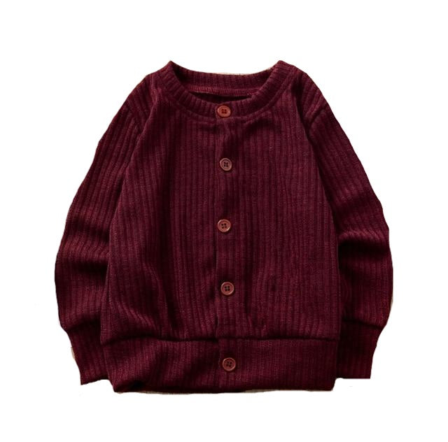 Button Cardigan (2 colors)