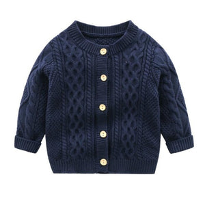 Handsome Knit Sweater (Various Styles/Colors)