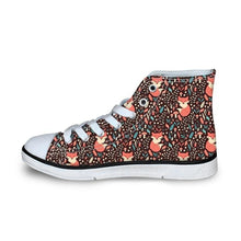 Load image into Gallery viewer, Autumn Woodland Sneakers (Several Styles, 5T+)