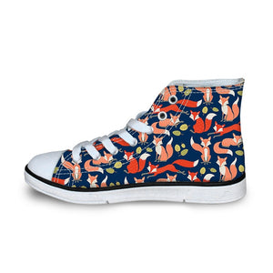 Autumn Woodland Sneakers (Several Styles, 5T+)