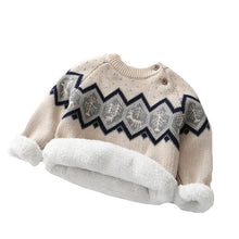 Load image into Gallery viewer, Chalet Baby Sweater