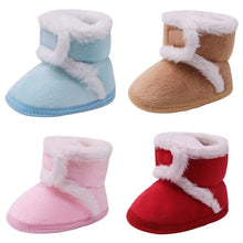 Load image into Gallery viewer, Winter Booties (Baby, 4 Colors)