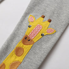 Load image into Gallery viewer, Giraffe Leggings