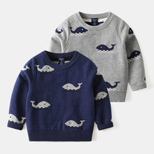 Load image into Gallery viewer, Whale Sweatshirt