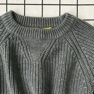 Knit Sweater (6 Colors)
