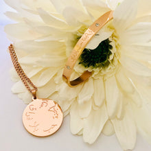 Load image into Gallery viewer, Paradise Rose Gold Necklace