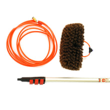 Load image into Gallery viewer, Plush Water Brush Kit inc 5 mtr Pole
