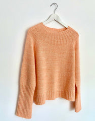 Calliope Sweater by Espace Tricot