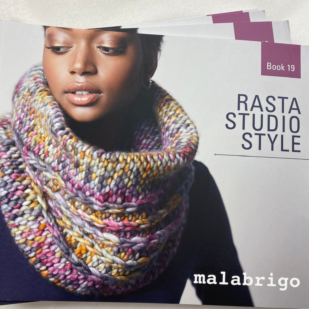 Rasta Studio Book
