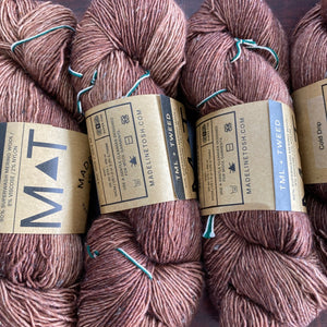 Tosh Merino Light + Tweed