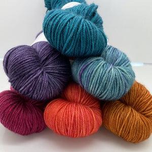 The Uncommon Thread UK Lush Worsted