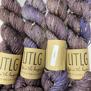 Life In The Long Grass DK Tweed