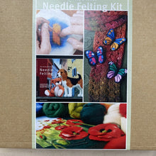 Load image into Gallery viewer, Needle Felting Kit