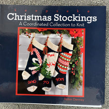 Load image into Gallery viewer, Christmas Stocking Book