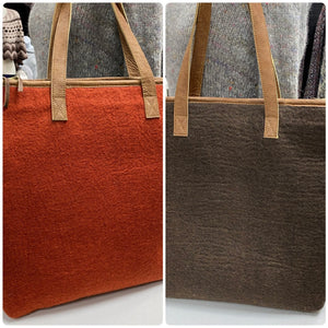 Two Tone fox-brown