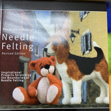Load image into Gallery viewer, Needle felting book