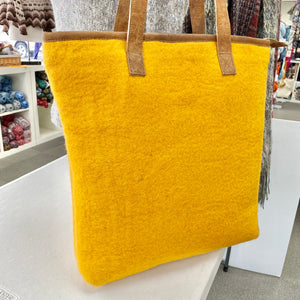 Gold Tote
