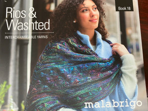 Malabrigo Book 18 Rios & Washted