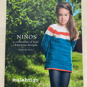 Malabrigo Book 9 Kids