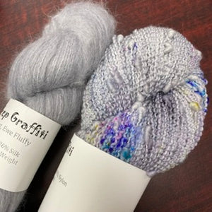 Lavender Ewe Kits by Sheep Graffiti