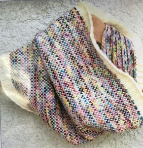 100 Color Cowl Kit by Yarn Snob Keith Leonard