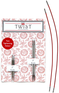 "Twist Red Mini Set for 9""-12"""