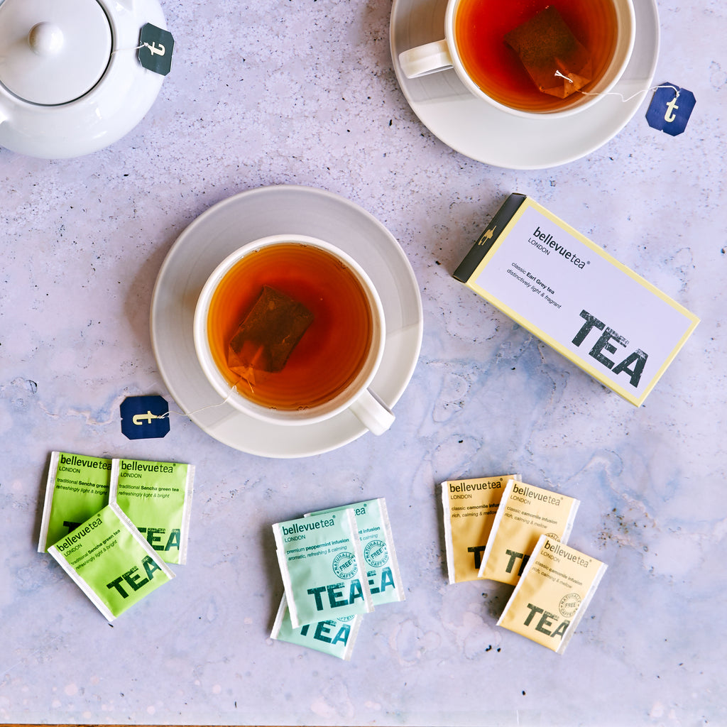 The Earl Grey & Herbal Tea Collection