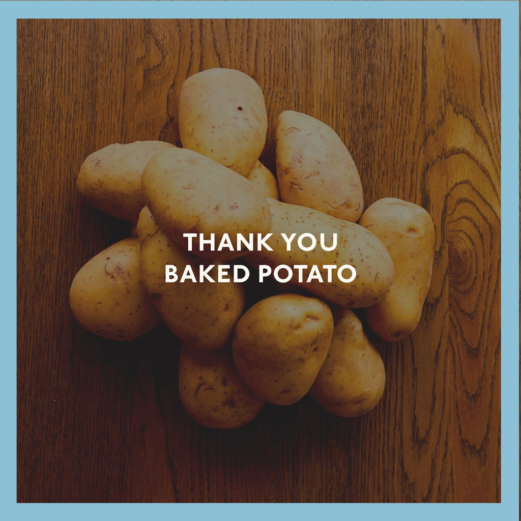 Thank You Baked Potato