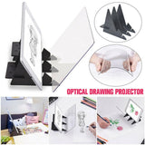 Painting Copying Drawing Board for Beginners Kids,Painting Copy Projector