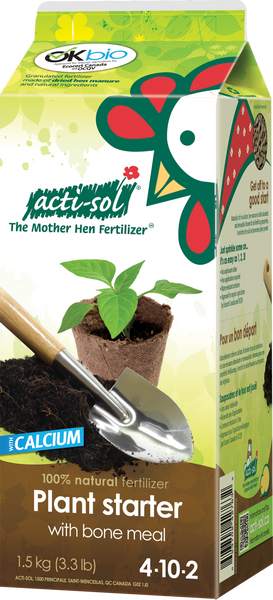 Transplanter Fertilizer
