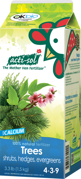 Tree & Shrub Fertilizer