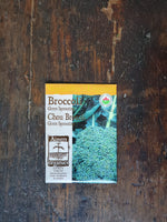 Broccoli Organic Green Sprouting Seed