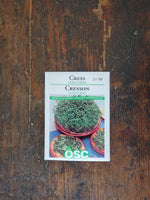 Cress Extra Curled Seed