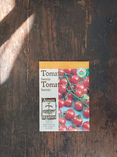 Tomato Organic Sweetie Seed
