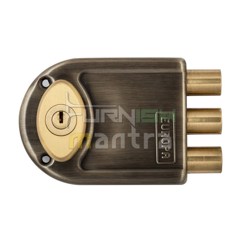 Main Door Lock-Tribolt