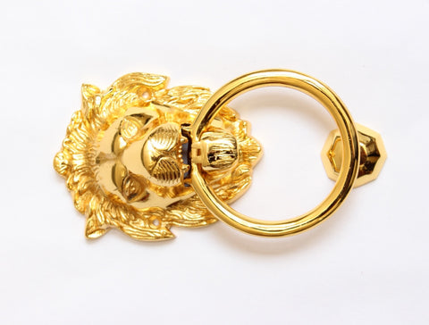Door Knocker-Lion