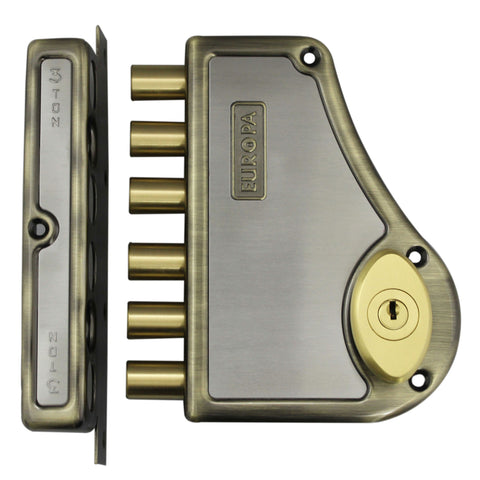Hexabolt Main Door Lock- Europa
