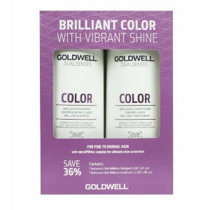 COLOR SHAMPOO AND CONDITIONER  (33.8 OZ EACH)