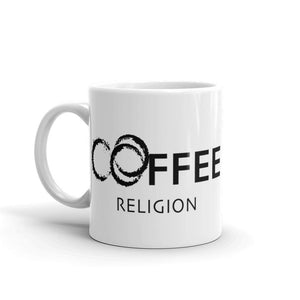 COFFEE RELIGION Mug - COFFEE RELIGION