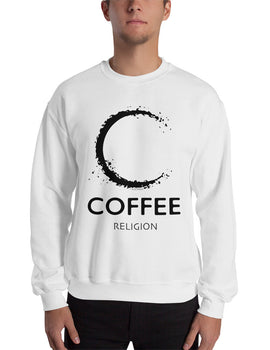 COFFEE RELIGION Logo Sweatshirt
