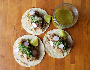 Pork Carnita Taco Kit