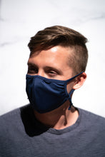 Load image into Gallery viewer, Antibacterial Reusable Mask
