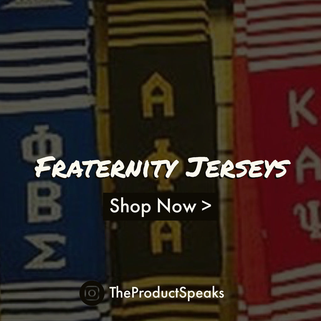 Fraternity Jerseys