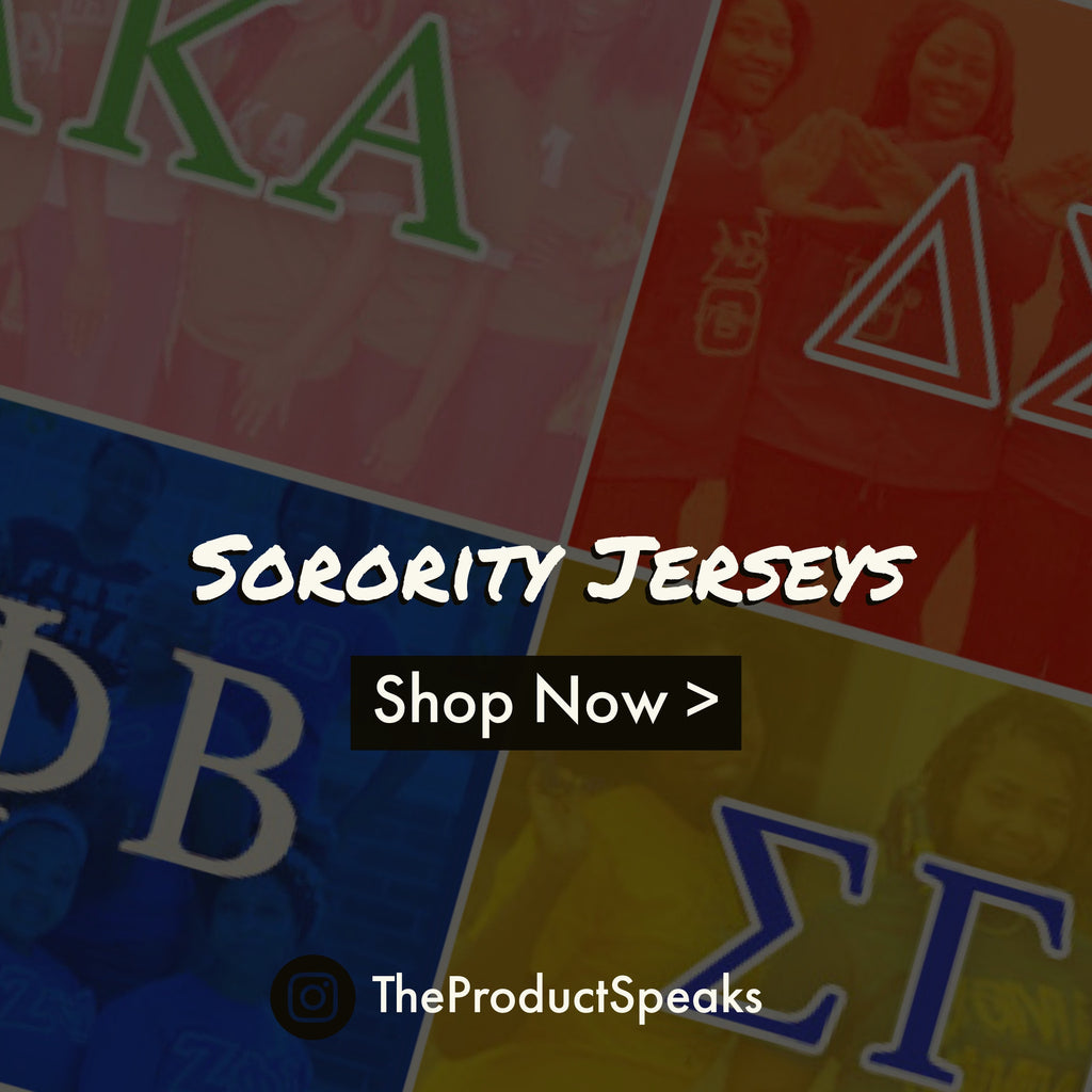 Sorority Jerseys
